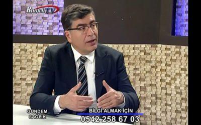"""""""Tüp Bebek Tedavisi ve Kadın Sağlığı"""" RumeliTV, Gündem Sağlık 10.05.2017"""